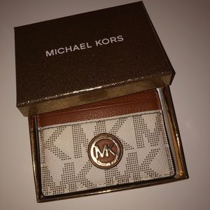 Michael Kors ID/Card Case